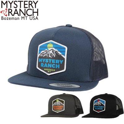 MYSTERY RANCH ミステリーランチ オーバーザマウンテントラッカー メンズ キャップ 19761414【帽子 メッシュ ジョギング ランニング キャンプ用品 アウトドア】