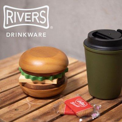RIVERS リバーズ ハンバーガーコースターズ スタックス プラス