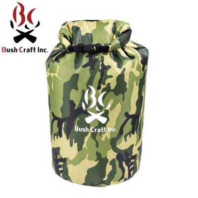 BushCraftInc. ブッシュクラフト ドライバッグ 30L【防水バッグ かばん 小物入れ コンパクト 軽量 軽い 携帯 収納袋 防災グッズ 釣り キャンプ用品 アウトドア】