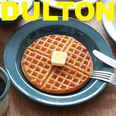 DULTON ダルトン エナメル プレート L K19-0103