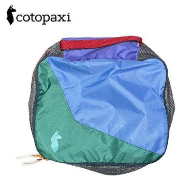 Cotopaxi(コトパクシ) Cubos 10L Travel Cube DEL DIA(デルディア DELDIA) メンズ・レディース トラベルポーチ・バッグ(10L)