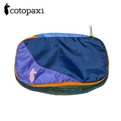 Cotopaxi(コトパクシ) Cubos 3L Travel Cube DEL DIA(デルディア DELDIA) メンズ・レディース トラベルポーチ・バッグ(3L)