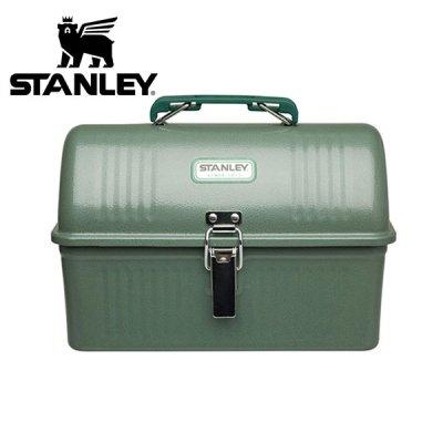 STANLEY スタンレー クラシックランチボックス 5.2L 01861【調理道具入れ ツールボックス 収納ボックス 収納ケース 大型 工具箱 キャンプ用品 アウトドアギア DIY おしゃれ】