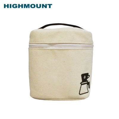 HIGHMOUNT ハイマウント キャンバスポーチII 92289【収納 バッグ ケース キッチン用品 コーヒー豆 おしゃれ かわいい キャンプ用品 アウトドアギア 登山 ハイキング】