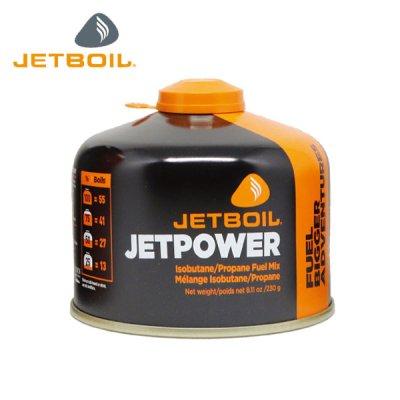 JETBOIL ジェットボイル ジェットパワー/JETPOWER230g バーナー専用ガスカートリッジ 1824379【キャンプ用品 ソロキャンプ アウトドアギア モンベル mont-bell】