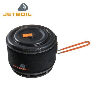 JETBOIL ジェットボイル 1.5Lセラミック フラックスリング クックポット 1824451【料理用 キャンプ用品 ソロキャンプ アウトドアギア モンベル mont-bell】