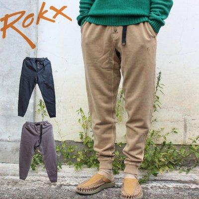 ROKX ロックス メンズ COTTONWOOD SWEAT PANT スウェット地 ロングパンツ RXMF201120【ボトムス 登山 キャンプ用品 ソロキャンプ アウトドアファッション】