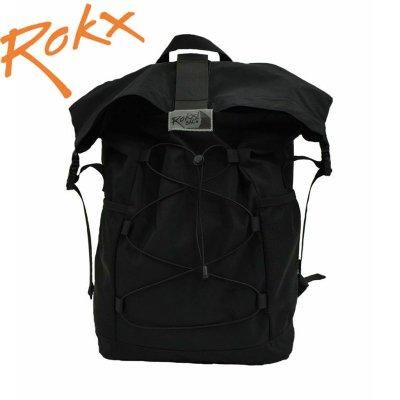 ROKX ロックス メンズ・レディース SAC SPINNERS サック ロールトップバックパック RXAFROK005【リュック ザック 登山 キャンプ用品 ソロキャンプ アウトドア】