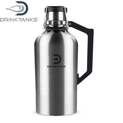 DrinkTanks ドリンクタンクス 128oz(3.8L) Growler2.0