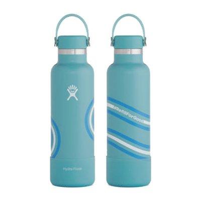 Hydro Flask(ハイドロフラスク) Limited Edition Refill For Good Collection. 21oz(621ml) 限定のマイボトル・蓋付きタンブラー