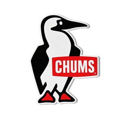 CHUMS チャムス CHUMS Sticker Booby Bird Small チャムスステッカーブービーバードスモール