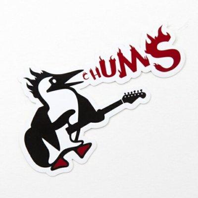 CHUMS チャムス Rock Booby ステッカー ロックブービー