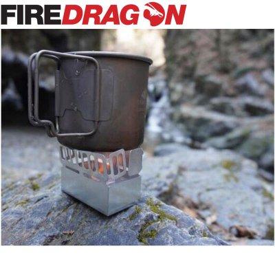 FireDragon ファイヤードラゴン Mini Cooker/ミニクッカー【BBQ ソロキャンプ アウトドア BCB international】