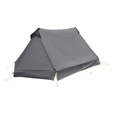 PaaGo WORKS パーゴワークス NINJA SHELTER(ニンジャシェルター) 軽量な2人用フロアレスシェルター・テント