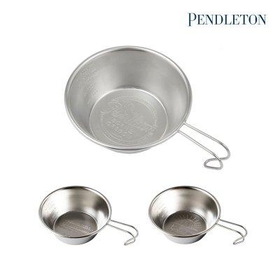 PENDLETON ペンドルトン Sierra Cup/シェラカップ YK101【食器 コップ 料理 BBQ ソロキャンプ アウトドグッズ】