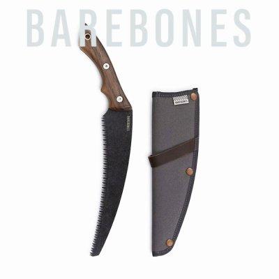 Barebones Living ベアボーンズ リビング ティンバーソー 20233014【収納ケース付き 枝切り のこぎり 刃物 ソロキャンプ アウトドアグッズ】