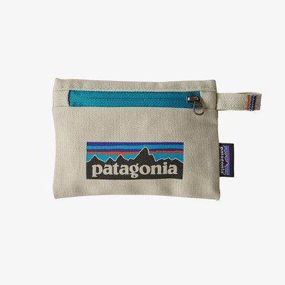 patagonia(パタゴニア) スモール・ジッパード・ポーチ オーガニックコットン地のコインケース
