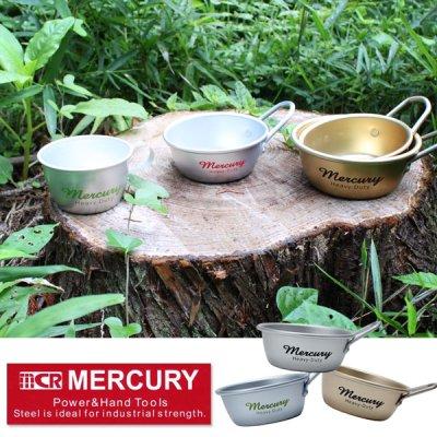MERCURY マーキュリー アルミスタッキングカップL【MCR シェラカップ BBQ ソロキャンプ キャンプ用品 アウトドア用品】