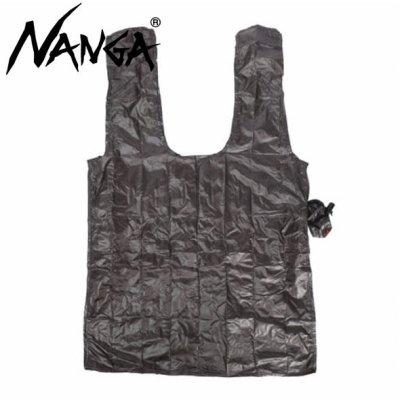 NANGA ナンガ メンズ レディース POCKETABLE ECO BAG(15D) ポケッタブルエコバッグ【男性 女性】