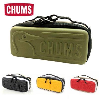 CHUMS チャムス ブービーマルチハードケース S