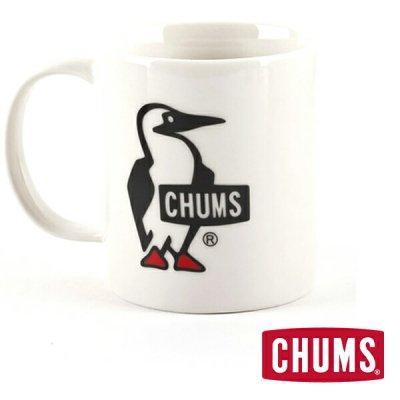 CHUMS チャムス マグカップ ブービーバードロゴ 350ml