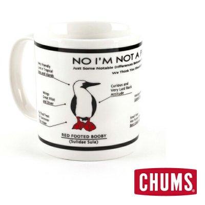CHUMS チャムス マグカップ「I'm Not a Penguin」 350ml