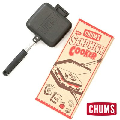 CHUMS チャムス ホットサンドイッチクッカー