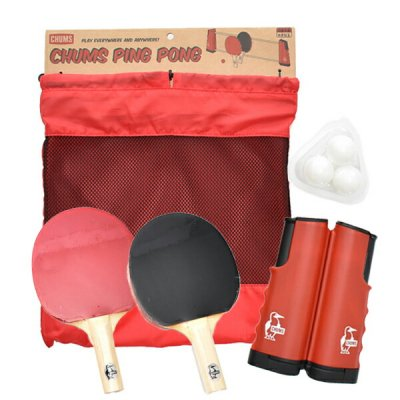 CHUMS チャムス Ping Pong ピンポン スポーツトイ