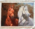 Horse Persian Carpet 85-62