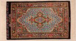 Horse Persian Carpet 64-39