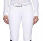 【CAVALLERIA TOSCANA】2021SS PRE ニーグリップBreeches ホワイト