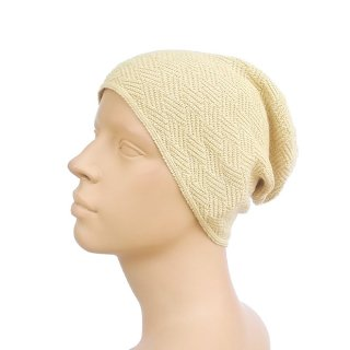 医療用帽子:オーガニックワッチ
