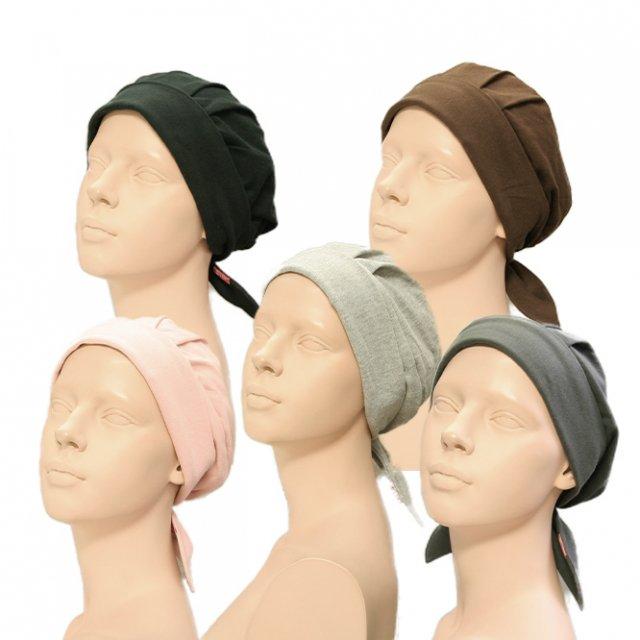 医療用帽子:コットンバンダナ