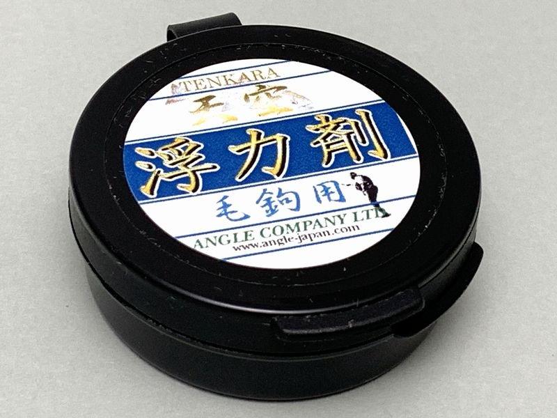 フィッシングツール フロータント・シンク-ルーン 『テンカラ 毛鉤浮力剤』ペーストタイプフロータント