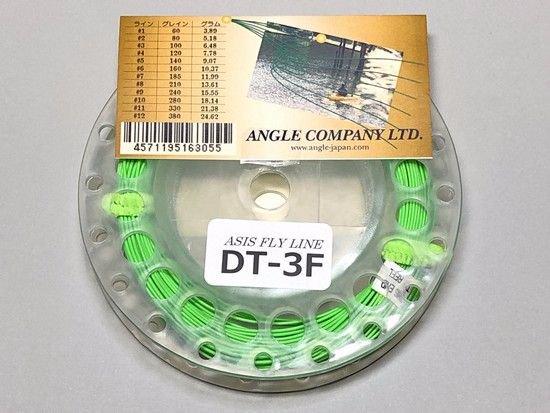フライライン関連 フライライン-アキスコ エイシスフライライン DT3F