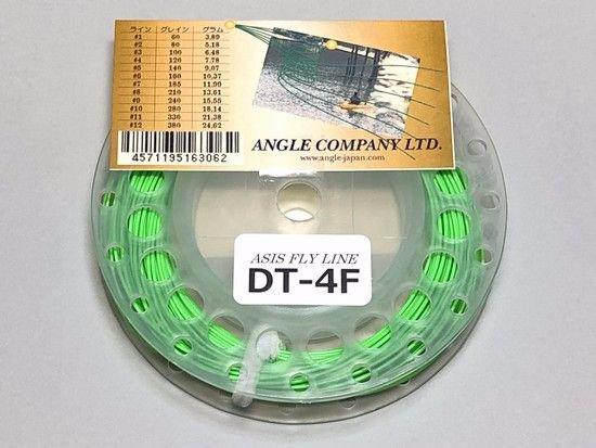 フライライン関連 フライライン-アキスコ エイシスフライライン DT4F