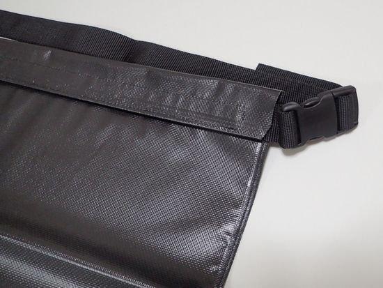 ウェア・バッグ他 -プロックス 防水ウェダーバッグ ブラック