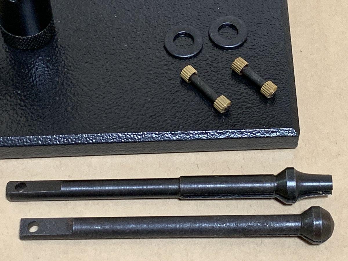タイイング(毛鉤製作) タイイングバイス・ツール-スミス SPバイス ペデスタル式