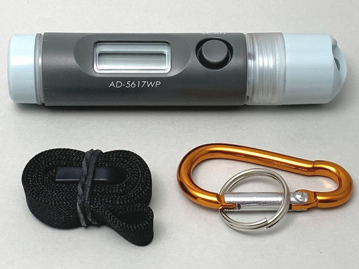 フィッシングツール フィッシングツール・その他-アキスコ 防水赤外線温度計