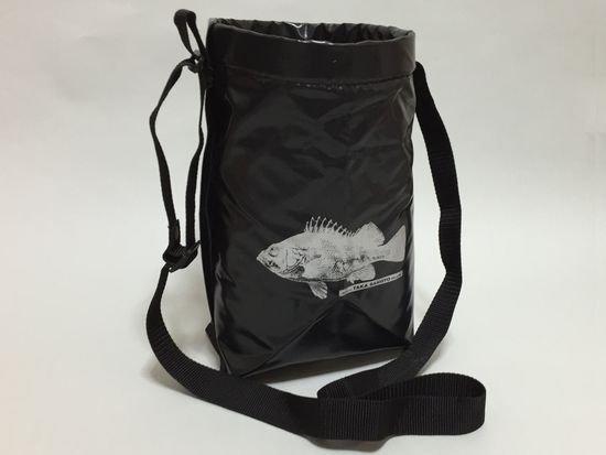 ウェア・バッグ他 -タカ産業 軽量ターポリンバッグ『メバル袋 』 アジング・渓流・山菜採り・貝掘りなどに!