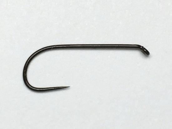 タイイング(毛鉤製作) フライフック(バーブレス)-マルト フライフック d21 #14 100本入り(ドライ・バーブレス・ロング)