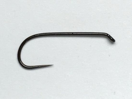 タイイング(毛鉤製作) フライフック(バーブレス)-マルト フライフック d21 #16 100本入り(ドライ・バーブレス・ロング)