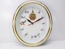 タイ文字掛け時計