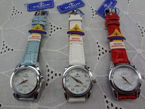 タイ文字・腕時計(女性用)【9】