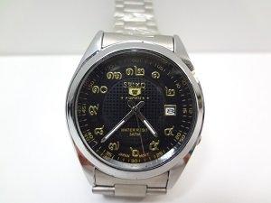 タイ文字腕時計(男性用)【12】