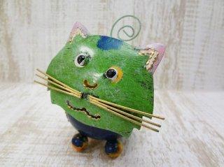アイアン・猫のカードホルダー【1】