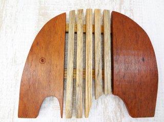 象の鍋敷【2】