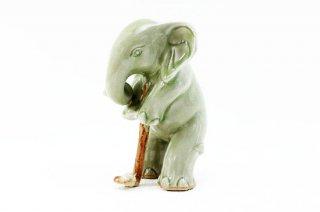 象の置物/ゴルフ【1】