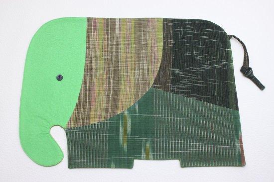 象のランチョンマット【2】