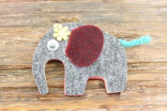 象のマグネット【5】